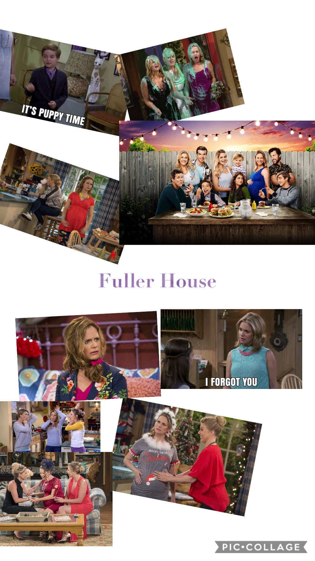 Repost this and like if you love Fuller House! Season 5 out this Fall!