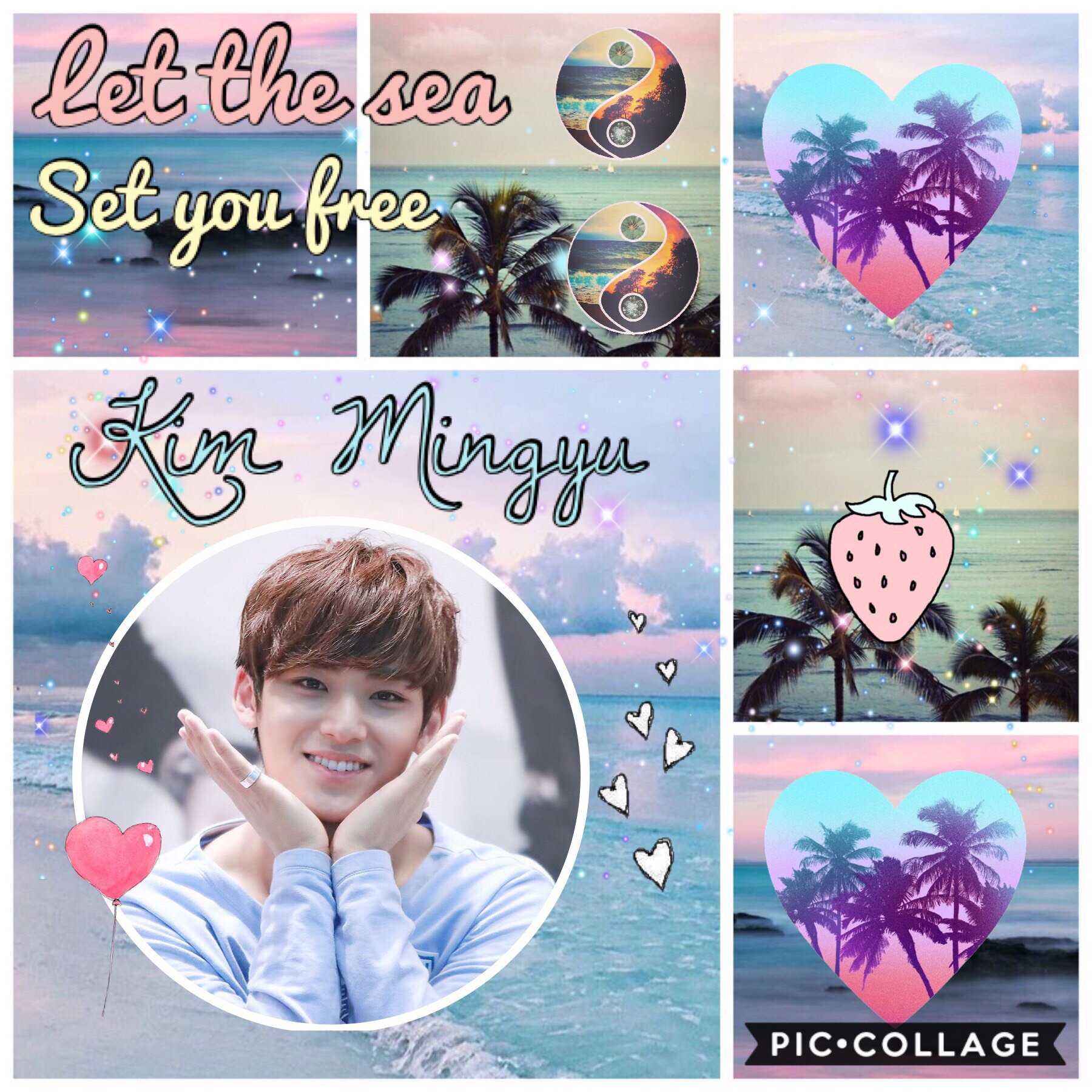 •Whoop Whoop• 🍃Mingyu~Seventeen🍃 Edit for @HaruDreams! I hope you like this, fwiend💓 I'll be doing Rose's project thingie on @Monbebe127 (make sure to follow my other account for extras!)
