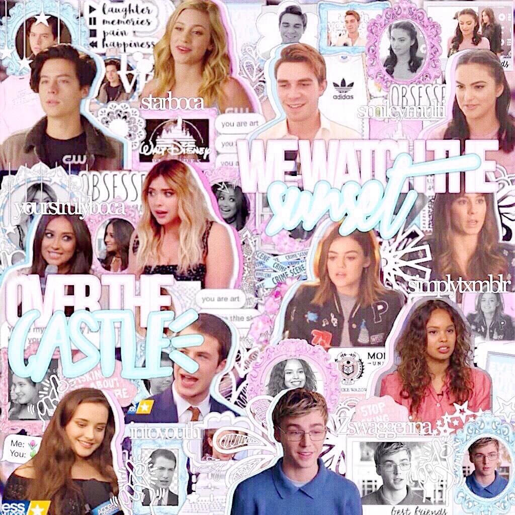 Mega collab with these amazing people!!! Sorry I've been so inactive, I'm really really busy and I'm really not sure when I'll get collabs done I'm sorry😫