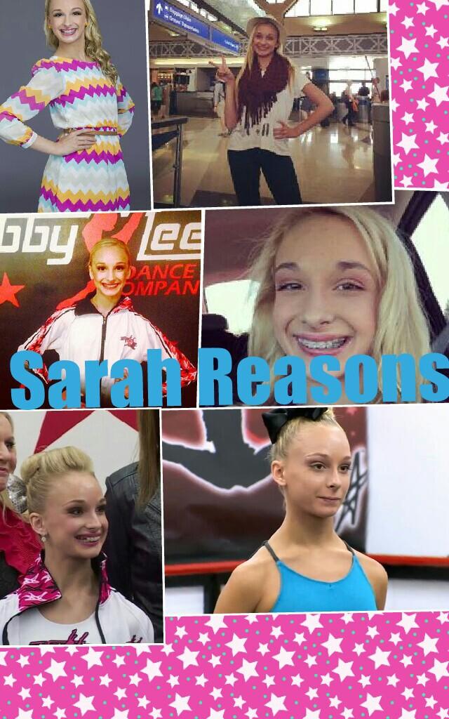 Sarah Reasons