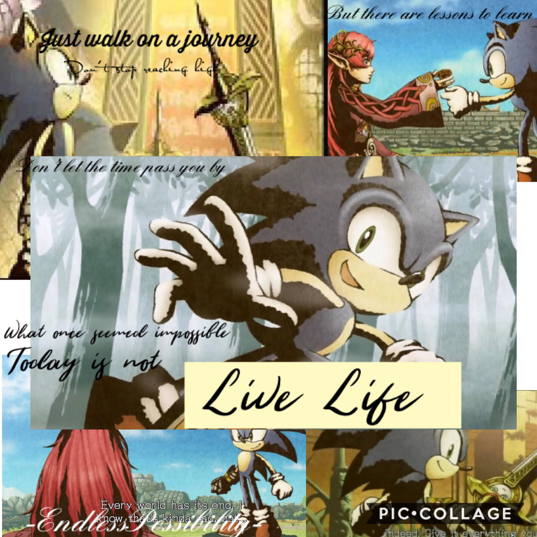 Sorry, I couldn't help myself🤣This song means so much to me, and I saw an old edit I made with it and couldn't resist making another. Live life💗