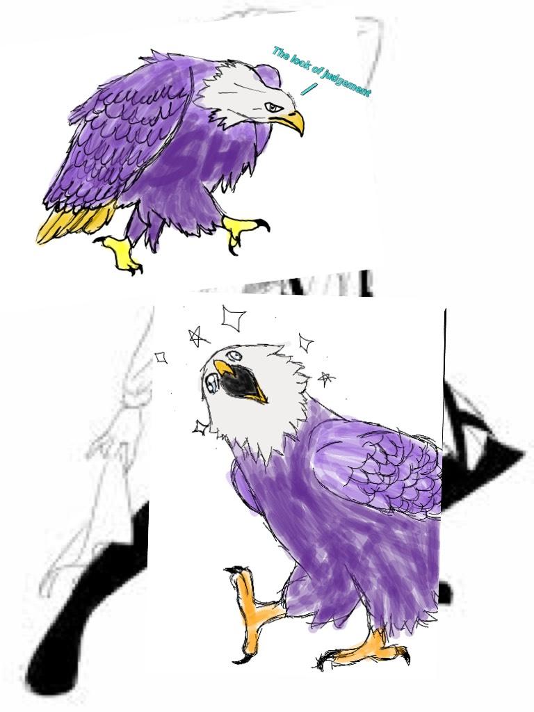 Oof, My bird art