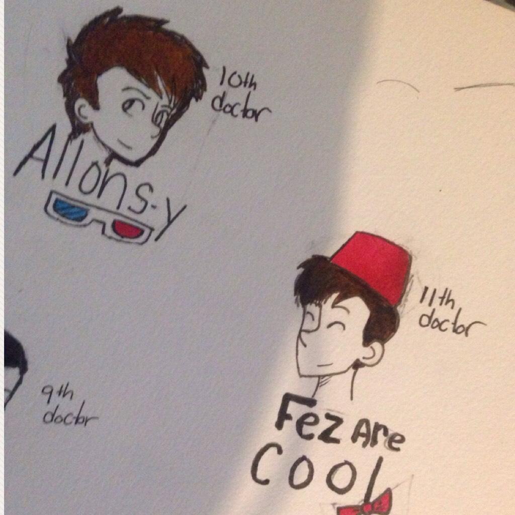 Meh doctor doodles