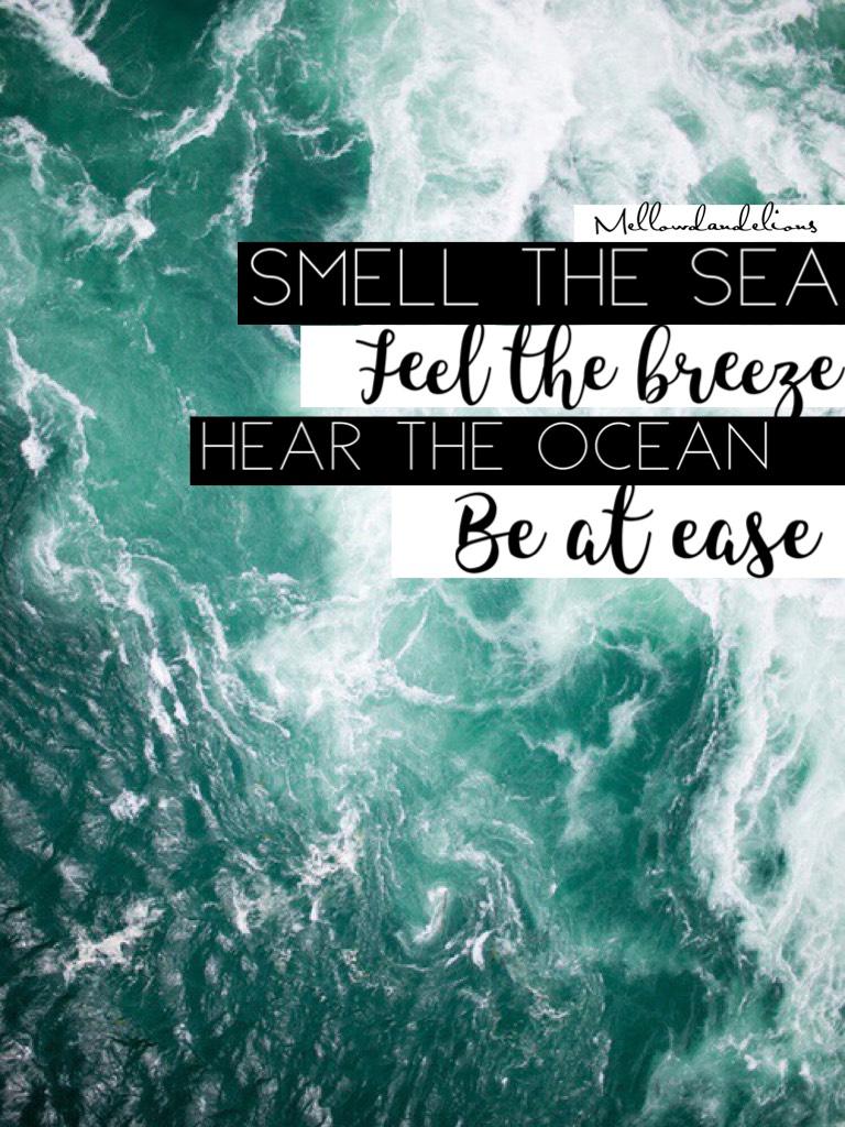 The ocean 🇧🇷