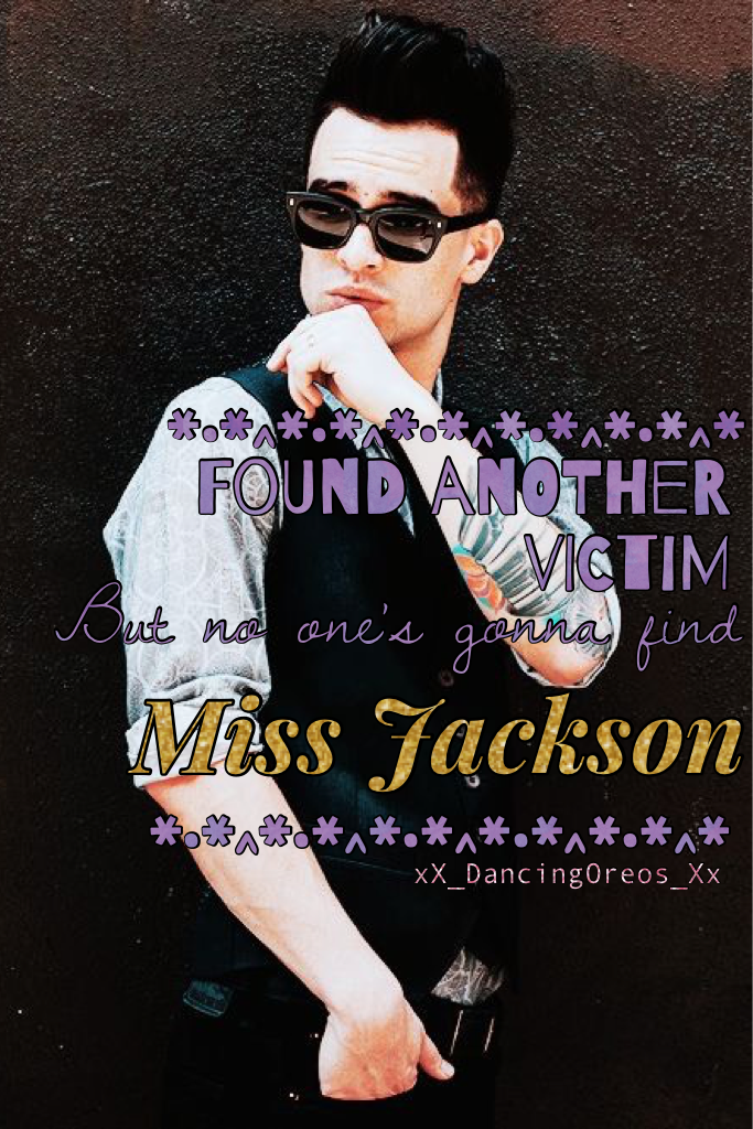 Miss Jackson💕// Like the new style or not?? PC ONLY EDIT! Thanks everyone who follows me, ily😘😂