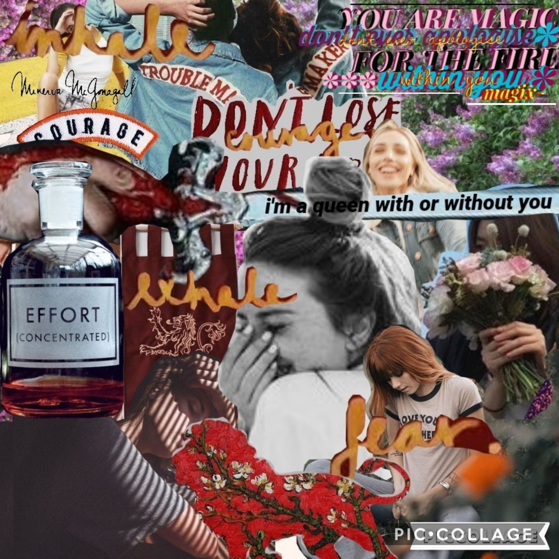 Collage by magix-