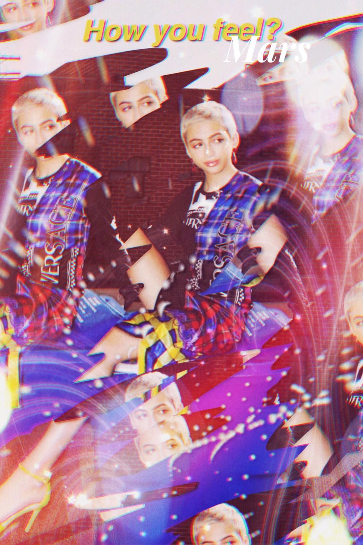 Collage by GoodMorningMars