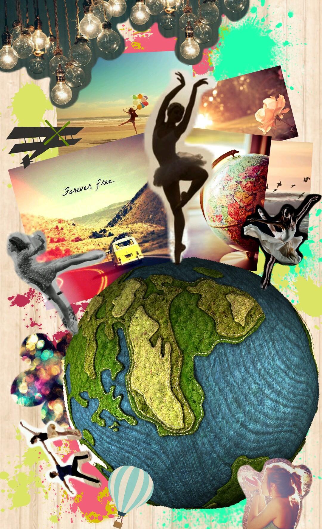 Dance around the world