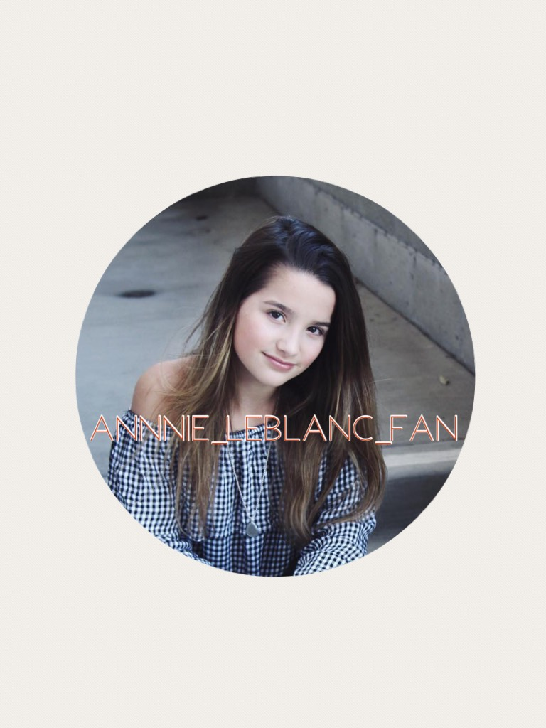 ANNNIE_LEBLANC_FAN's icon