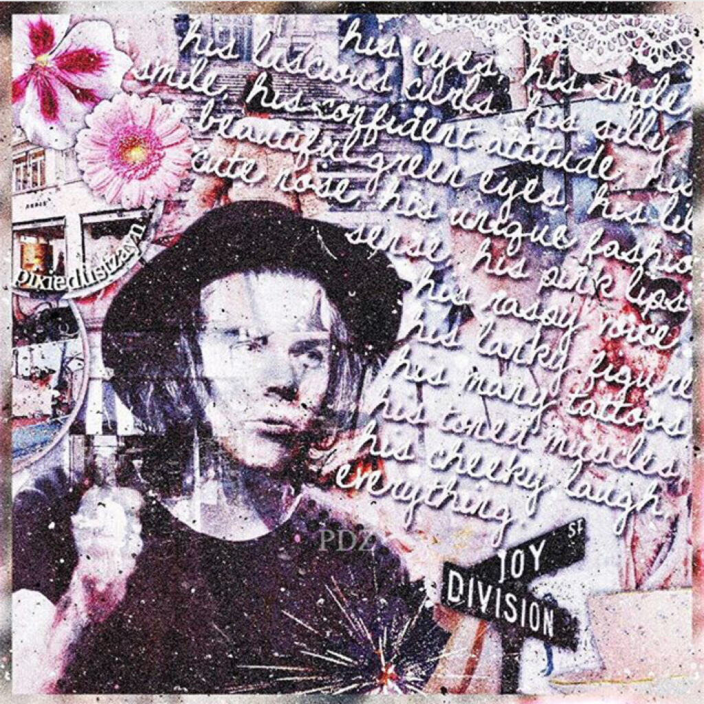 💓 TapHere 💓  👑 10.4.16 👑 Here's An Harry One 🌸 I Love Him 🌙 I Might Do a 5sos One Soon ☺️ Rate 1/10? 😘 Love You Pixies