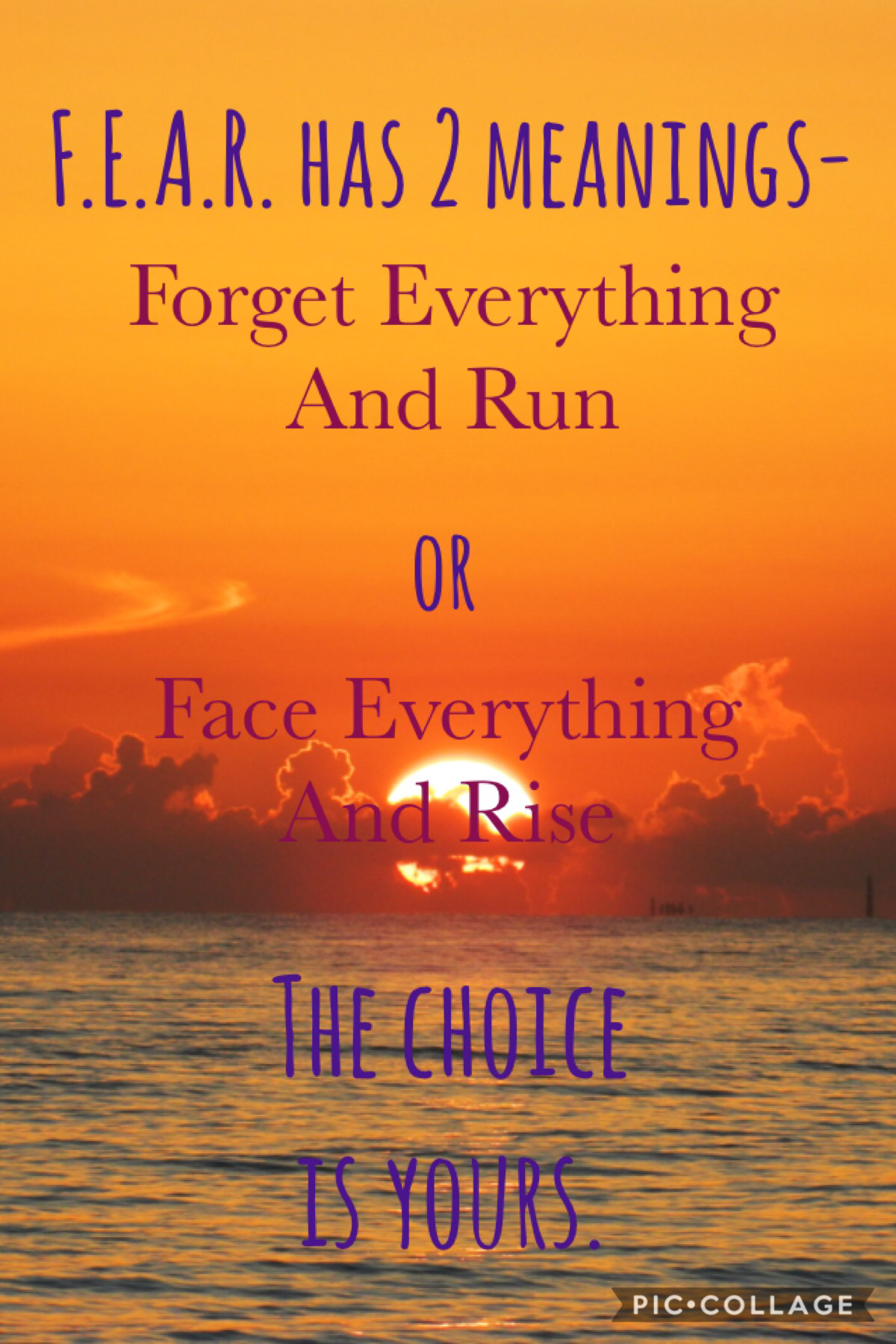 Face Everything And Rise!