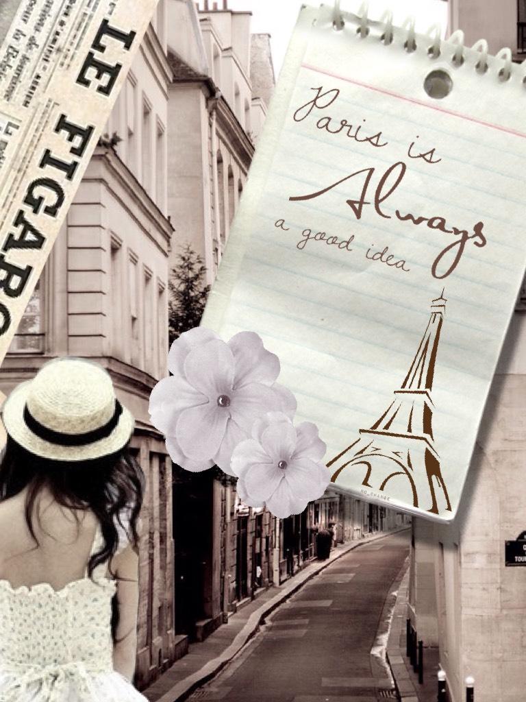 Paris edit 🖤