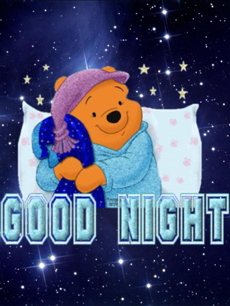 Открытки, спокойной ночи на английском картинки красивые дочке