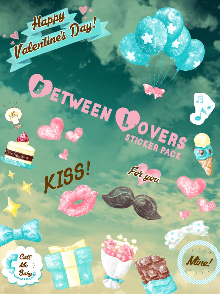 Between Lovers stickers