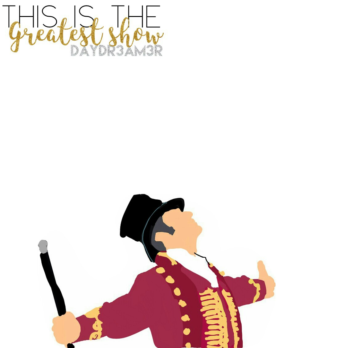 Tap  The greatest show. Bye, after this I'll do Tightrope then HAMILTON!! Comment Hamilton if you love the soundtrack