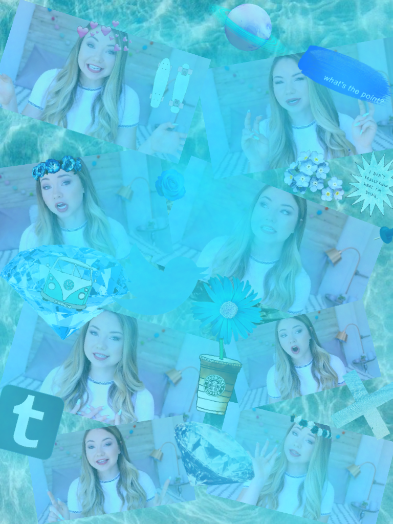 Another mere one😂 Last post of this theme😭💙