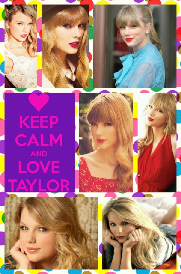My Taylor Goddess!Anyone love her?>v<