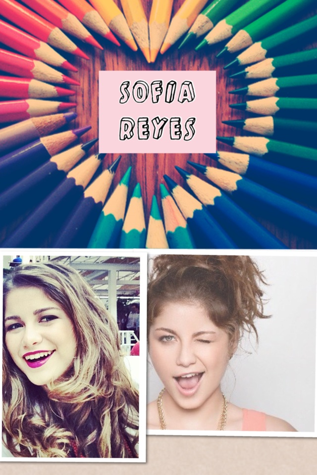 Collage by sofia reyes
